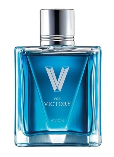 Avon V for Victory Erkek Parfüm Edt 75 Ml Renksiz
